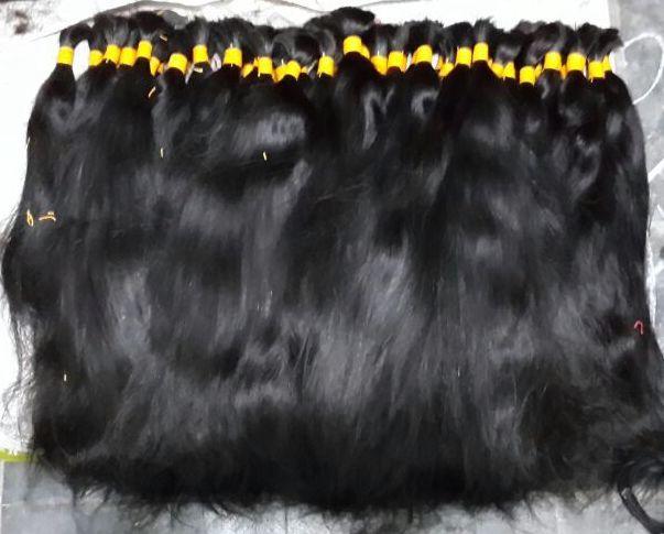 Wavy Bulk Human Hair