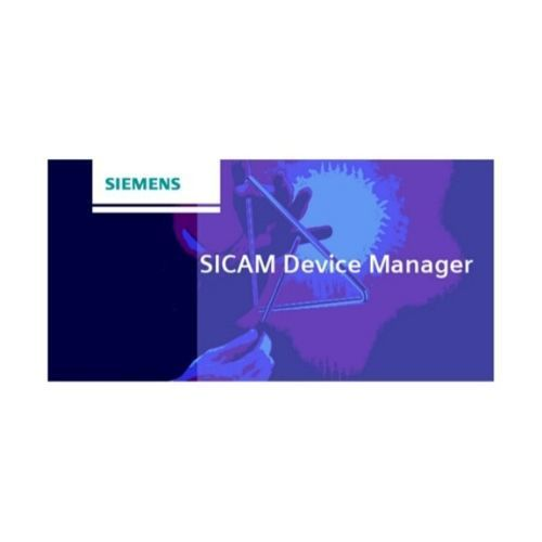 Siemens SICAM A8000 Engineering tool for substation automation