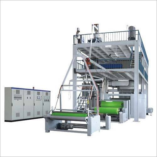 Automatic Nonwoven Fabric Machine