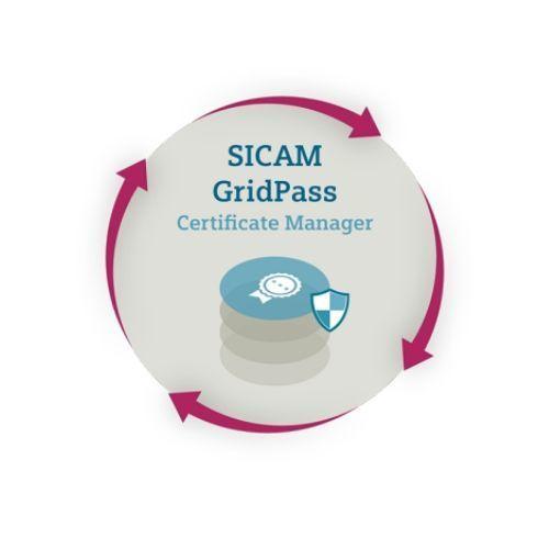 Siemens SICAM GridPass Certificate manager