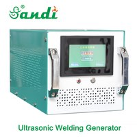 20KHz 2500W Ultrasonic Welding Generator Transducer for the N95 face mask welding machine
