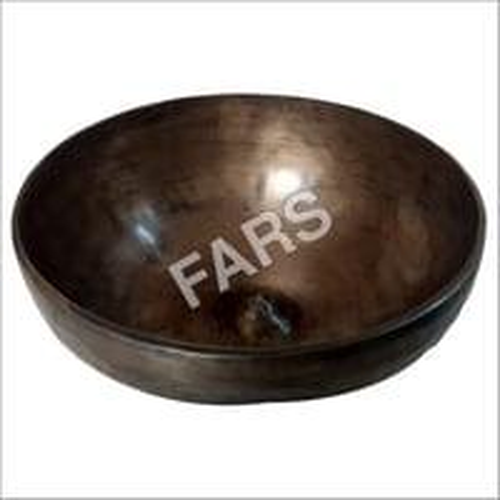 Antique Lingam Singing Bowl