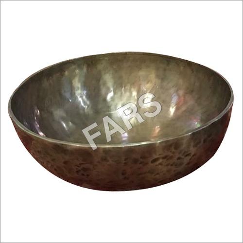 Large Singing Bowl