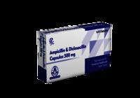 Ampicillin Dicloxacillin Capsule