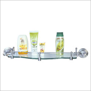 Wall Mounted Glass Shelf