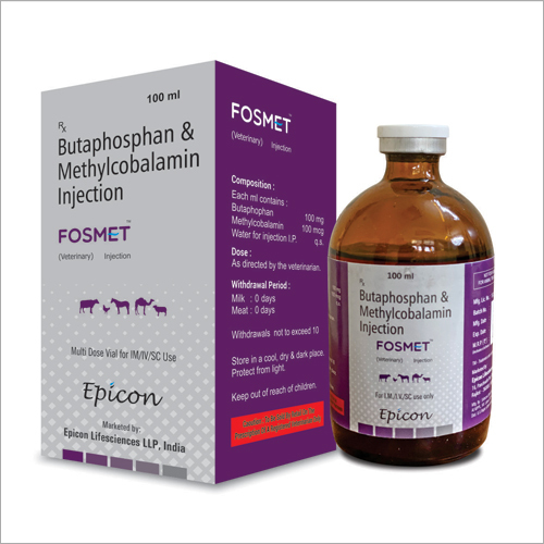 Butaphosphan & Methylcobalamin Injection