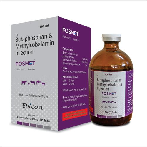 Butaphosphan & Methylcobalamin Injection