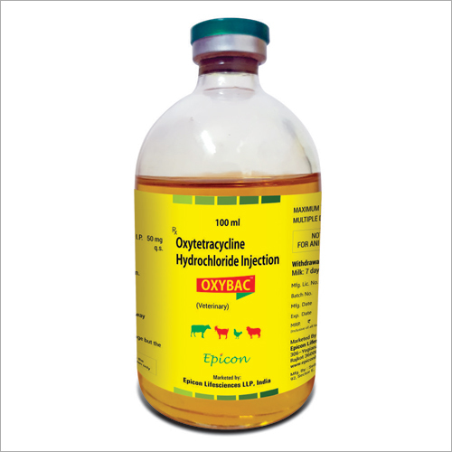 Oxytetracycline Hydrochloride Injection