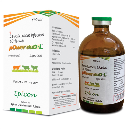 Levofloxacin Injection