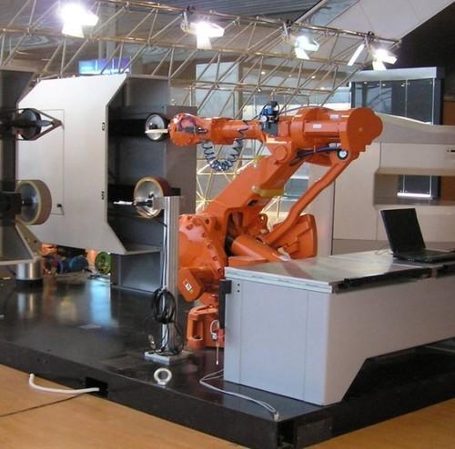 Robotic Polishing And Deburring System