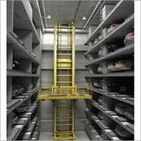 Automatic Trolley Model Car Parking