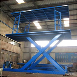 Scissors Type Car Lift