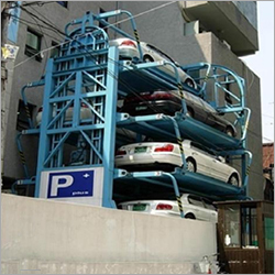 Mini Rotary Car Parking System