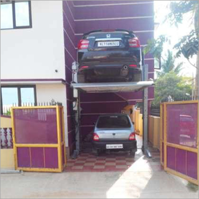 Stack Parking Light Parking System