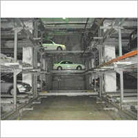 Flat Circulation Car Parking System With Pallet
