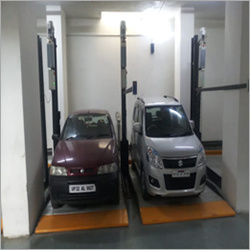 Two Pole Stack Parking Medium Load Economy