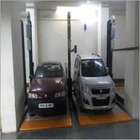 Two Pole Stack Parking Medium Load Economy