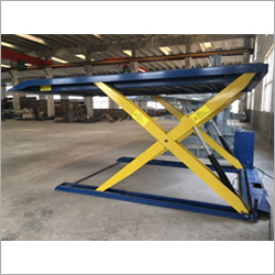 Car Parking Scissor Lift