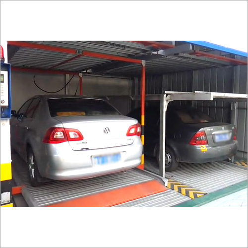 Pit Puzzle Car Parking System
