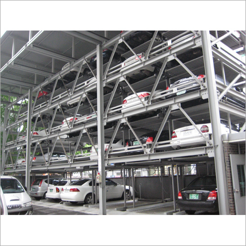 Puzzle Parking System