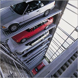 Varam Tower - Elevator Parking System With Pallet