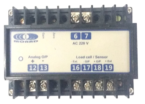 Load Cell Amplifier Output 0-10V or 4-20mA