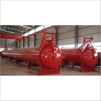 AAC Plant Industrial Autoclave