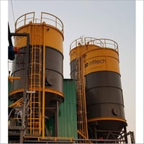 Mild Steel Storage Silo
