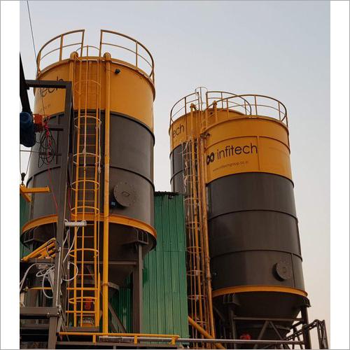 Mild Steel Storage Silo Application: Industrial