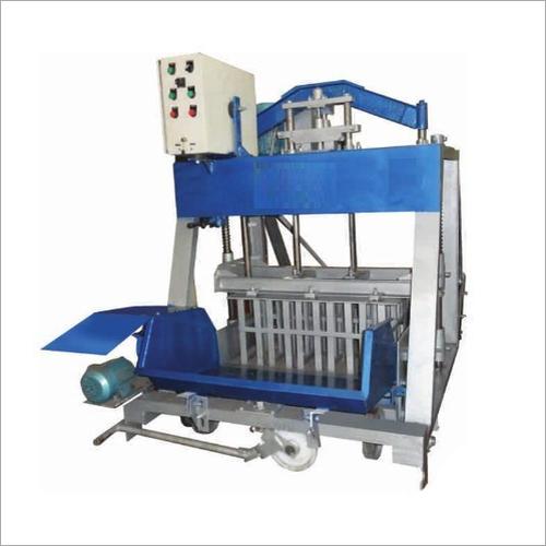Automatic Concrete Block Making Machine Voltage: 240 Volt (V)