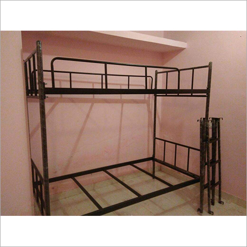 Stainless Steel Metal Frame Bunk Bed