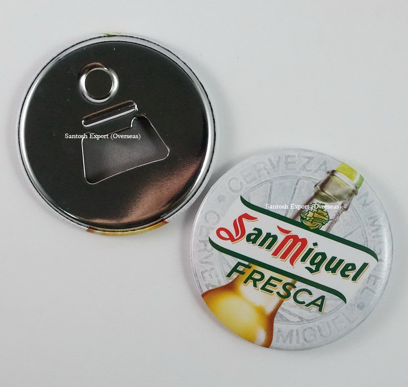 Bottle opener in Bottle shape with Magnet