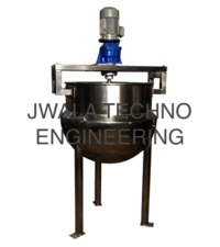 Steam Jacketed Kettle with Agitator