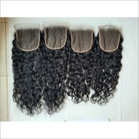 Brazilian 4x4 Curly Free Part 4*4 Lace Closure