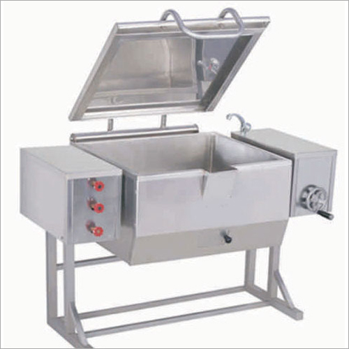 Tilting Breasing Pan