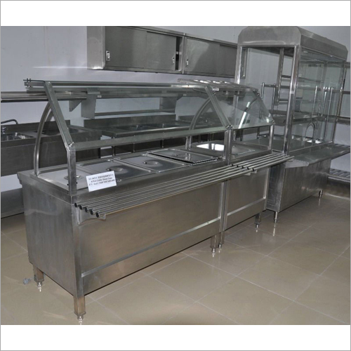 Bain Marie with Glass
