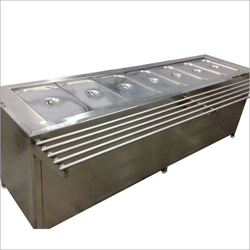 Hot Bain Maire with Plate Slide