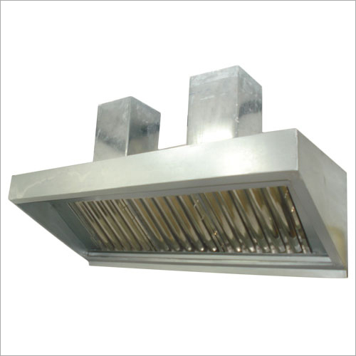 Exhaust System Hood