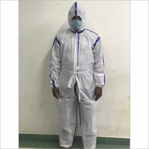 Laminated Material Disposable Coveralls