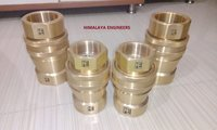 Brass QRC Coupling