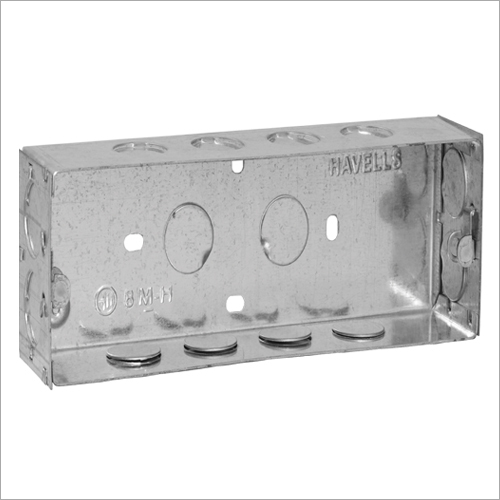 8MM Havells GI Box