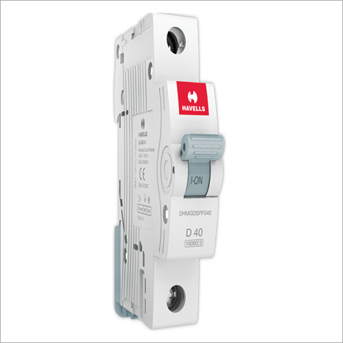 D40 Single Pole Havells Miniature Circuit Breaker