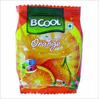 Orange Flavoured Instant Drink Powder
