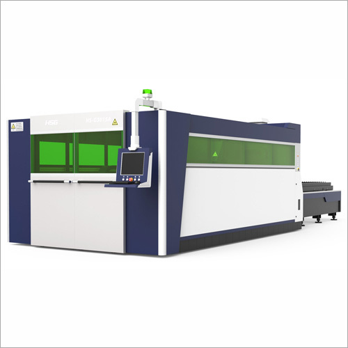 Industrial Sheet Laser Cutting Machine