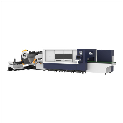 Automatic Sheet Laser Cutting Machine