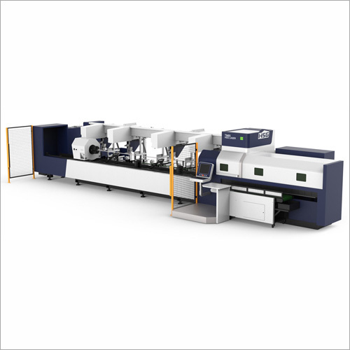 Automatic Tube Laser Cutting Machin