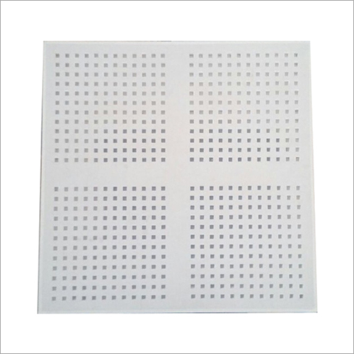 Gypsum Perforated Boards
