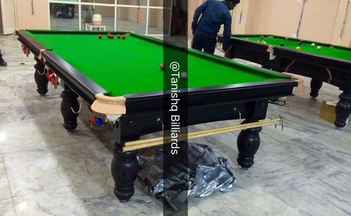 Snooker Pool Tournament Table