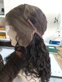 100% virgin hair,human hair ,Steam Processed Curly Hair