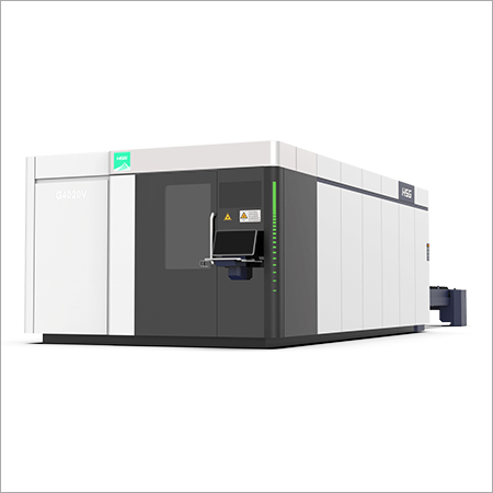 G4020V Full Enclosed High Power Laser Cutting Machine